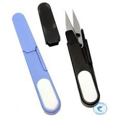 Ножницы в пластиковом чехле