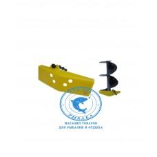 Защитный чехол для ножей ледобура