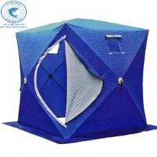 Палатка Куб зимняя трехслойная 180*180
