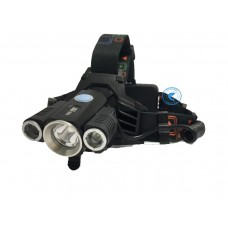 Фонарь налобный аккумуляторный MX-601-T6