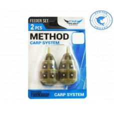 Кормушка Fish raid Method 45гр