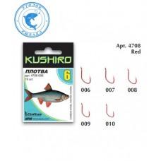 Крючки Kushiro Плотва 4708