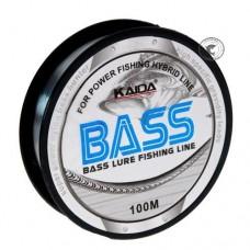 Леска Kaida Bass 100 м