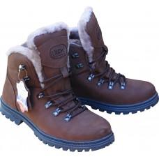 Ботинки «Фривей» зима (натуральный мех) 559