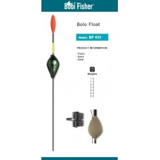 Поплавок Bobi Fisher Bolo BF 433 BF-433