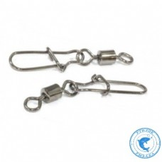 Карабин с вертлюг Fish Season Swivel With Snap 3004 3004