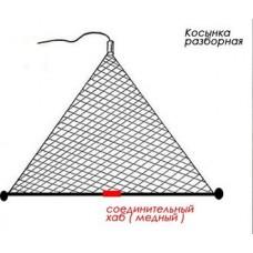 Косынка оснащенная 1,1*0,9 0,15мм
